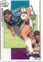 【送料無料】スポーツ メモリアル カード ーパワー#フランク2005 nrl select power 118 frank pritchardpanthers