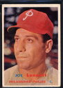 【送料無料】スポーツ メモリアル カード #ジョー listing1957 topps 241 joe lonnett rc vg *113...