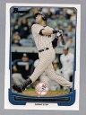 【送料無料】スポーツ メモリアル カード デレクジーター2012ベースボールカード1derek jeter 2012 bowman baseball card 1