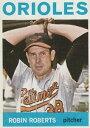 数码内容 - 【送料無料】スポーツ メモリアル カード robin roberts285 1964 topps baseball card exvg******robin roberts 285 1964 topps baseball card exvg******