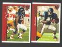 【送料無料】スポーツ メモリアル カード 1997トップスフットボールチームセット chicago bears1997 topps foot...