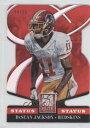 【送料無料】スポーツ メモリアル カード パニーニエリートステータス#ジャクソンワシントンレッドスキンズカード
