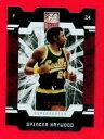 【送料無料】スポーツ メモリアル カード エリートステータススペンサーヘイウッド2009 red elite status spencer haywood prizm 1576