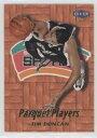 【送料無料】スポーツ メモリアル カード ウルトラ#ティムダンカンサンアントニオスパーズカード199900 fleer ultra parquet players 3pp tim duncan san antonio spurs card