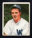 數位內容 - 【送料無料】スポーツ メモリアル カード ヨースト#eddie yost rookie senators 1950 bowman 162 very good no creases