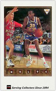 【送料無料】スポーツ メモリアル カード オーストラリアバスケットボールカードサンプルカード1994 australia basketball card nbl regular s1 sample card nh5 leroy loggins