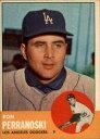 【送料無料】スポーツ メモリアル カード #ロン1963 topps 403 ron perranoski exmt