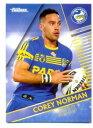 【送料無料】スポーツ メモリアル カード ートレーダーカードコーリーノーマン2018 nrl traders common card 100 cory norman eels