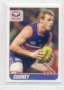 【送料無料】スポーツ メモリアル カード ヘラルドサン#アダム2007 afl select heraldsun 182 adam cooneybulldogs