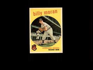 【送料無料】スポーツ メモリアル カード ビリーモラン1959 topps 196 billy moran nm d628855