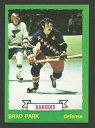 【送料無料】スポーツ メモリアル カード ブラッドニューヨークレンジャーズ197374トップスホッケーカード165nmm