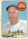 【送料無料】スポーツ メモリアル カード 1969ocheeベースボールカード24ウォールトオールストンmg ex1969 opeechee...