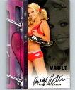 【送料無料】スポーツ メモリアル カード hcw2011ページピーターソンサイン04288hcw 2011 bench warmer vau...