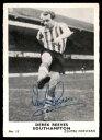 【送料無料】スポーツ メモリアル カード デレクリーヴスサザンプトン13b1a bcフットボール1961