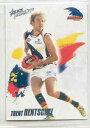 【送料無料】スポーツ メモリアル カード #2010 afl select prestige 009 trent hentschelladelaide