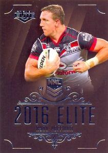 【送料無料】スポーツ メモリアル カード ーエリートカードライアンホフマンニュージーランド2016 nrl esp elite common card 171 ryan hman zealand warriors