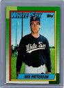 【送料無料】スポーツ メモリアル カード #ケンパターソンシカゴホワイトソックス1990 topps 156 ken patterson chicago white sox