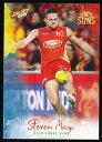 【送料無料】スポーツ メモリアル カード ゴールドコーストサンズスティーブンカード2018 select footy stars gold ...