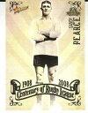 【送料無料】スポーツ メモリアル カード ーカード#2008 nrl centenary card 011 sandy pearce