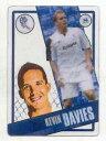 【送料無料】スポーツ メモリアル カード カードケビンデイビスボルトン20067 topps icards 019 kevin davies...