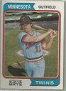 Digital Content - 【送料無料】スポーツ メモリアル カード ミネソタツインズsteve brye1974トップスサインminnesota twins steve brye autographed 1974 topps