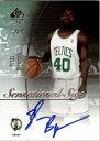 【送料無料】スポーツ メモリアル カード 200506 spwbウイルバイナム nmmt200506 sp authentic sensat...