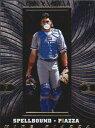 【送料無料】スポーツ メモリアル カード ドジャースカードマイクピアッツァ1997 pinnacle spellbound dodgers baseball card mp2 mike piazza i