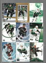 【送料無料】スポーツ メモリアル カード mike modano 9different cardslot 3mike modano 9 different cards, lot 3
