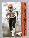 【送料無料】スポーツ メモリアル カード 2003cfl1 albert connell2003 atomic cfl fusion for...