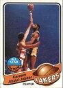 【送料無料】スポーツ メモリアル カード 197980 トップスロサンゼルスレーカーズバスケットボールカード10カリームアブドゥールヤバーa...