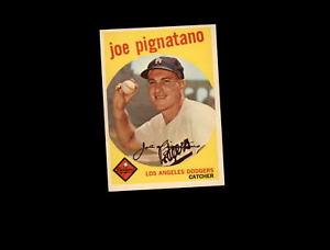 【送料無料】スポーツ メモリアル カード 1959トップス16ジョーpignatano exmtd7099311959 topps 16 joe pignatano exmt d709931