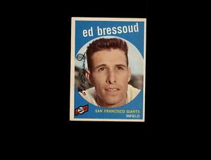 【送料無料】スポーツ メモリアル カード エディ1959 topps 19 eddie bressoud exmt d763487
