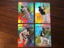 【送料無料】スポーツ メモリアル カード フランクトマス19956ベースボールカードlot3 4 5 6frank thomas 1995 leaf season six baseball card lot 3 4 5 6