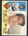 【送料無料】スポーツ メモリアル カード 1960トップス408カールfurillo ex488571960 topps 408 carl ...