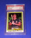【送料無料】スポーツ メモリアル カード ボブカード#カリフォルニア1981 donruss baseball bob grich card 289 psa 8 california angels mlb