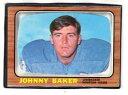 【送料無料】スポーツ メモリアル カード ジョニーベーカーサッカーカード#ヒューストン1966 johnny baker topps foo...