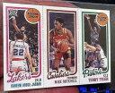 【送料無料】スポーツ メモリアル カード 198081 ldr132ミッチェルタイラーパックトップスkareem abduljabbarnm