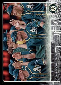 【送料無料】スポーツ メモリアル カード #オークランドアスレチックス