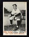 【送料無料】スポーツ メモリアル カード ニューヨークジャイアンツサインカード1975 tcma allen gettal1951 ny giants autographed cardnmd2005