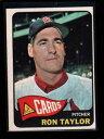 【送料無料】スポーツ メモリアル カード #ロンテイラー1965 topps 568 ron taylor sp cardinals ex lh5131