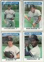 【送料無料】スポーツ メモリアル カード コロンバスクリッパーカードヤンキースマイナーリーグチームジェイセット1987 tcma columbus clippers 25card yankees minor league team set jay buhner