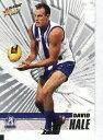 【送料無料】スポーツ メモリアル カード クラシックデビッド2008 select afl classic 088 david halekangaroos
