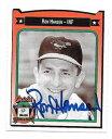 【送料無料】スポーツ メモリアル カード ロンハンセンクラウンサイン#オリオールズron hansen 1991 crown autographed signed 177..