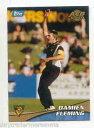 【送料無料】スポーツ メモリアル カード プレーヤー#2000 topps acb state player bushrangers45 d flemming