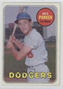 【送料無料】スポーツ メモリアル カード 1969トップス4931ウェスパーカーイエローロサンゼルスドジャーズカード1969 topps 4931 wes parker last name in yellow los angeles dodgers card