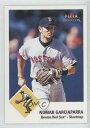 スポーツ メモリアル カード 2003104ノーマーガルシアパーラボストンレッドソックスベースボールカード2003 fleer tradition 104 nomar garciaparra boston red sox baseball card