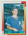 【送料無料】スポーツ メモリアル カード スティーヴファー1990トップス149steve farr royals 1990 topps 1...