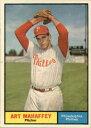 【送料無料】スポーツ メモリアル カード listing1961トップス433mahaffey vg listing1961 topps 433 art mahaffey vg