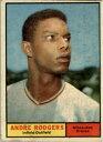 【送料無料】スポーツ メモリアル カード listing1961トップス183アンドレロジャーズ vg listing1961 topps 183 andre rodgers vg