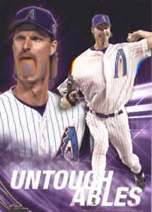 【送料無料】スポーツ メモリアル カード ランディジョンソン2017 topps update untouchables u19 randy johnson nmmt